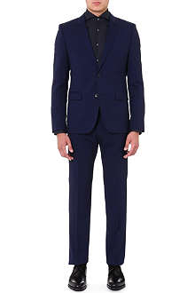 HUGO Aeron Hamen slim-fit wool suit