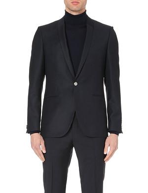 HUGO Arido classic-fit wool-blend jacket