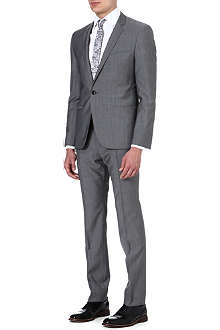 HUGO BOSS Aul/Heibo2 slim-fit wool suit