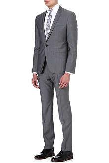 HUGO BOSS Aul/Heibo2 slim-fit wool suit