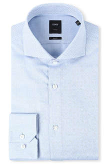 HUGO BOSS Christo slim-fit shirt