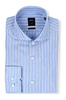 HUGO BOSS Christo stripe shirt