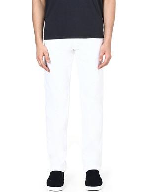 HUGO BOSS Crigan stretch-cotton chinos