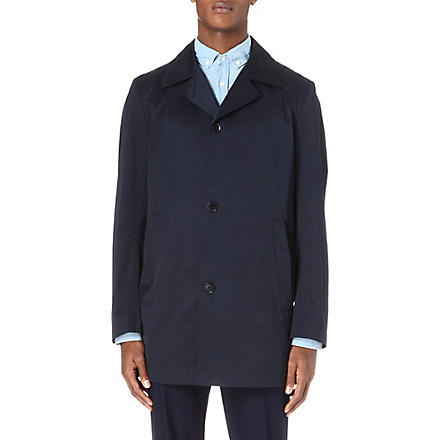 HUGO BOSS Raincoat (Navy
