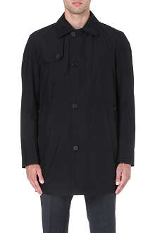HUGO BOSS Date waterproof raincoat