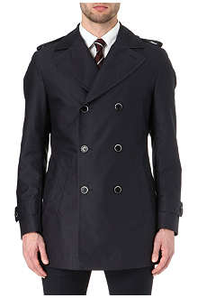 HUGO BOSS Davis water-repellent trench coat