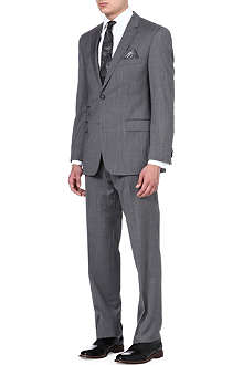 HUGO BOSS Edison/Power wool suit