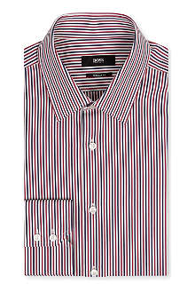 HUGO BOSS Enzo regular-fit striped shirt