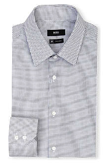 HUGO BOSS Enzo Travel Line crease-resistant shirt