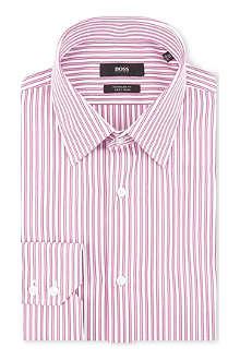 HUGO BOSS Enzo regular-fit single-cuff shirt