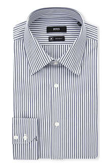 HUGO BOSS Enzo cotton shirt