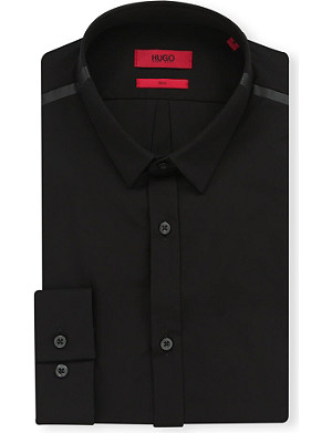 HUGO Ero slim-fit cotton shirt