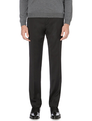HUGO BOSS Genesis stretch-wool trousers