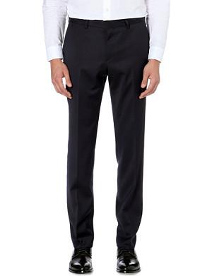 HUGO BOSS Genesis stretch-wool trousers