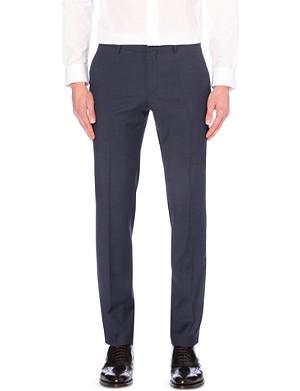 HUGO BOSS Genesis micro-check trousers
