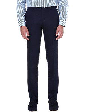 HUGO BOSS Genovo stretch-cotton trousers
