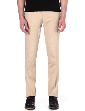 HUGO BOSS Genovo stretch-cotton trousers