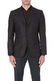HUGO BOSS Hardin flecked blazer