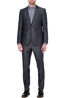 HUGO BOSS Hays/Gent single-breasted suit