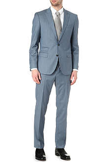 HUGO BOSS Hold/Genius single-breasted suit