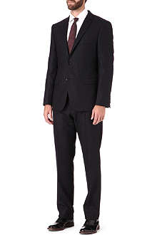 HUGO BOSS Howard2/Court regular-fit suit