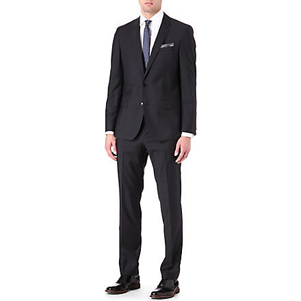 HUGO BOSS Huge Genius wool suit (Charcoal