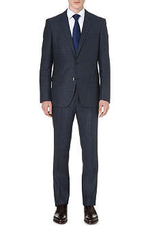 HUGO BOSS Huge/Genius slim-fit wool suit