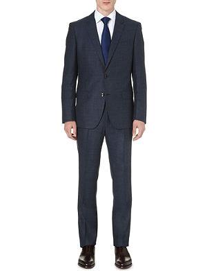 HUGO BOSS Huge/Genius slim-fit wool suit