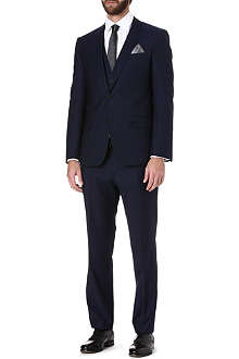 HUGO BOSS Huge/Genius WE three-piece suit