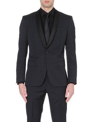 HUGO BOSS Jacquard blazer
