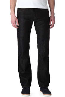 HUGO BOSS Iowa regular-fit straight jeans