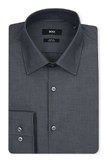 HUGO BOSS Jacob slim-fit single-cuff shirt