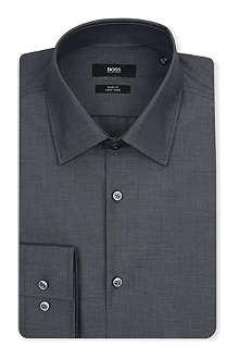 HUGO BOSS Jacob slim-fit single-cuff shirt