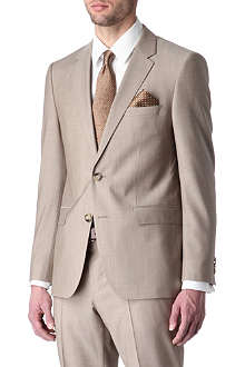HUGO BOSS Single-breasted wool suit