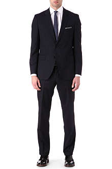 HUGO BOSS James Sharp striped suit