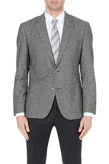 HUGO BOSS Janson micro-check blazer