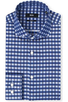 HUGO BOSS Jason check shirt