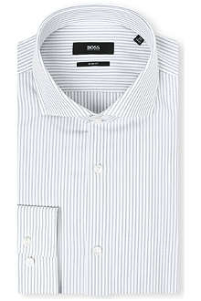 HUGO BOSS Jason stripe shirt