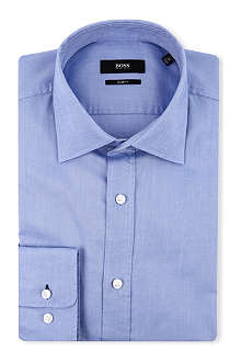 HUGO BOSS Jed slim-fit Oxford shirt