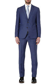 HUGO BOSS Johnstons/Lennon wool-blend suit