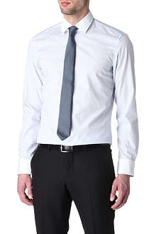 HUGO BOSS Jonne single-cuff banker shirt
