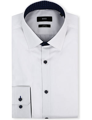 HUGO BOSS Juri slim-fit shirt