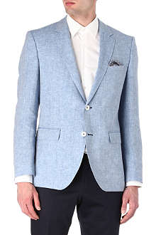 HUGO BOSS Keys linen blazer