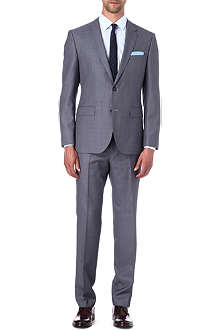 HUGO BOSS 'Keys/Shaft' modern fit suit