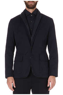 HUGO BOSS Malthew detachable-insert jacket