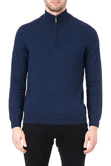 HUGO BOSS Virgin wool jumper