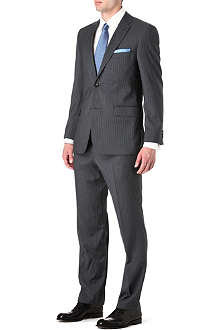 HUGO BOSS Pasini Movie striped suit