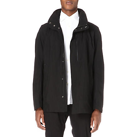 HUGO BOSS Gore-Tex jacket (Black