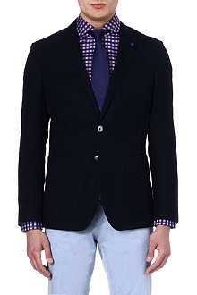 HUGO BOSS Cotton-blend jacket
