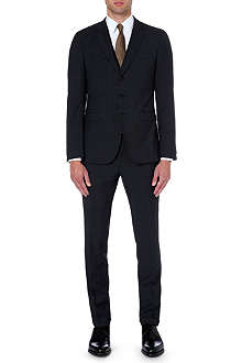 HUGO BOSS Resko/Wise WE three-piece suit